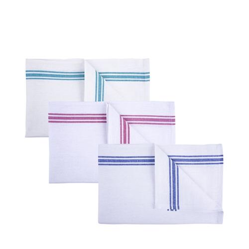 Cotton Tea Towel 45 x 74cm Mixed