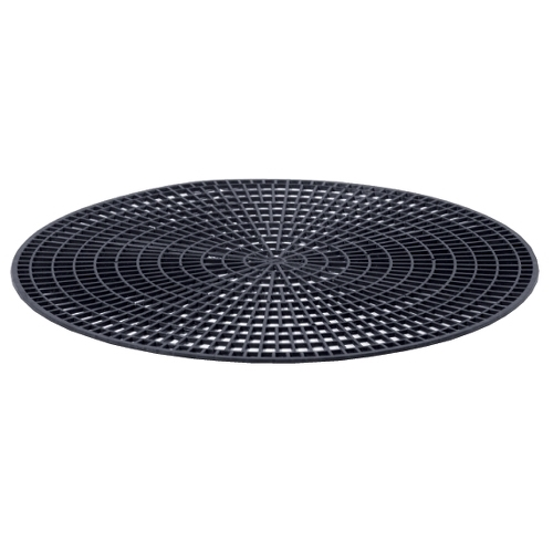 Beaumont Anti-Skid Round Tray Mat Fits 14