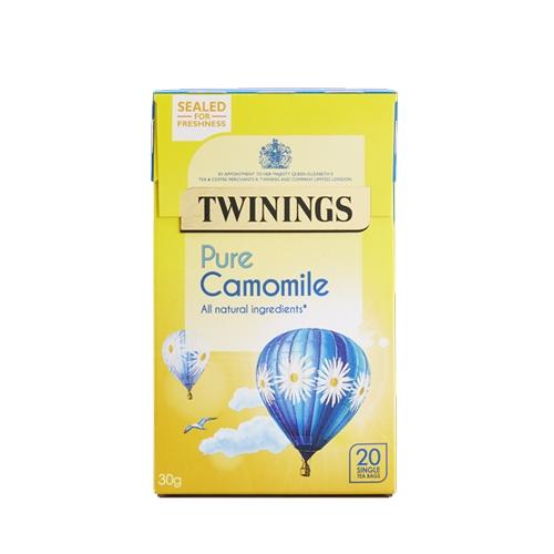 Twinings Camomile  Enveloped Tea Bags 20 Envelopes