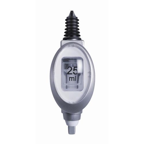 Vogue  Spirit Measure 25ml GS Silver