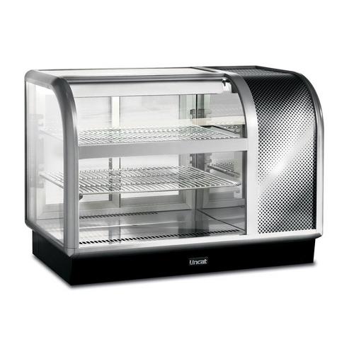 Lincat Refrigerated Food Display Case C6R/105 Dark Grey