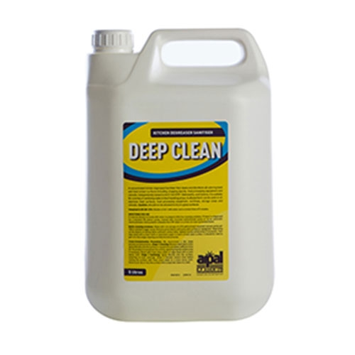 R P  Adam  Deep Clean Hard Surface Bactericidal Cleaner, Degreaser & 5Ltr