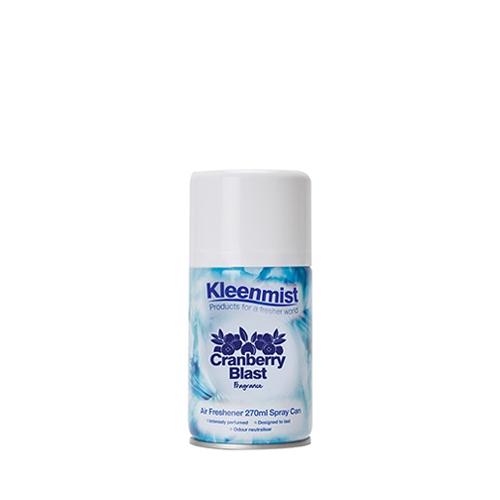 Kleenmist Cranberry Blast Air Freshener 270ml
