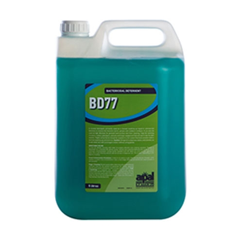 R P  Adam  BD77 Bactericidal Neutral Detergent/Hard Surface Cleaner