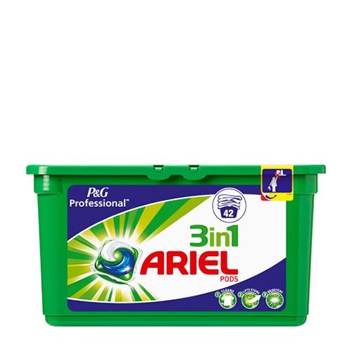 Ariel Professional 3 in 1 Pods (42 pods per box)