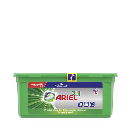 Ariel Professional 3 in 1 Regular Liquitabs 30 tabs per pack