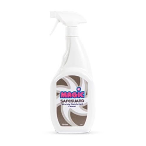 R P  Adam  Magic Safeguard Vircuidal Multi Purpose Cleaner 750ml