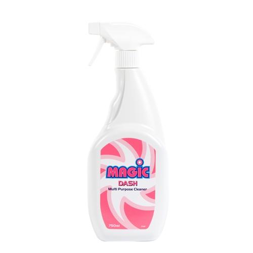 R P  Adam  Multi Pack Magic Dash Bactericidal Hard Surface Cleaner 750ml