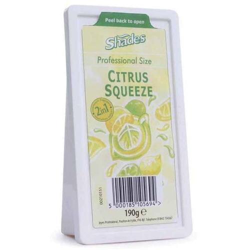 Shades Multi Pack Citrus Squeeze Gel Block 190g