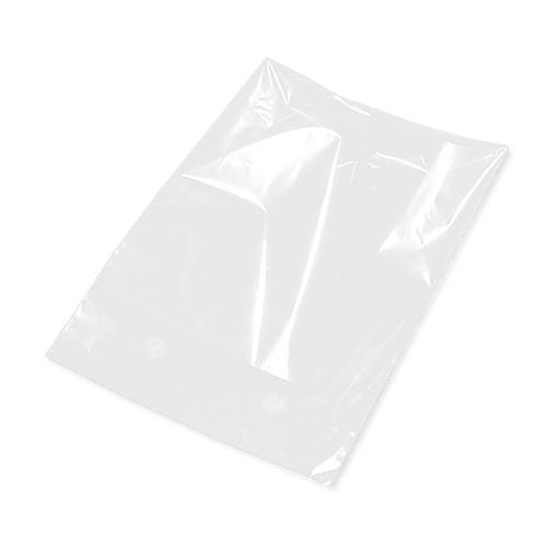 "Standard Poly Bag 15"" x 20"" Clear"