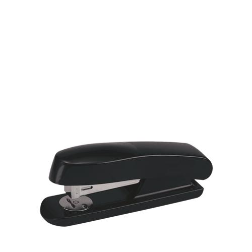 ABS Plastic Half Strip Stapler 20 Sheet capacity Black