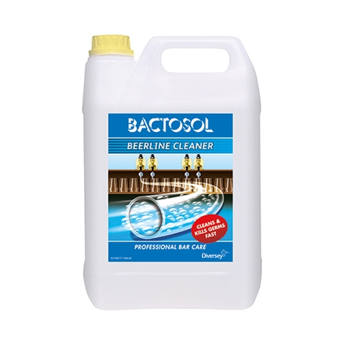 Diversey Bactosol Beerline Cleaner 5Ltr White
