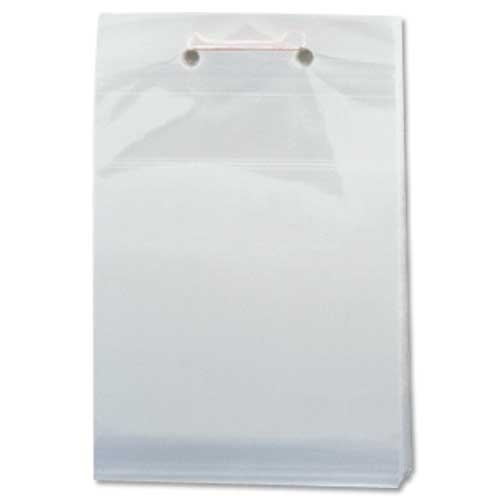 Snack Seal Non-Perforated Bag 18cm x 20cm Clear