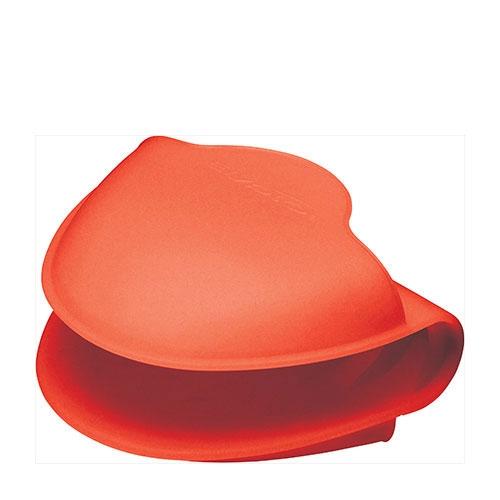 Kitchen Craft Silicone Grab Mitt 9 x 10.5cm Red