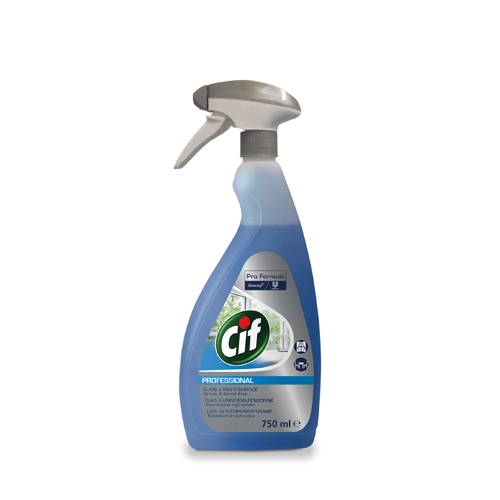 Cif Multi Pack Pro Formula Window & Multisurface 750ml Blue