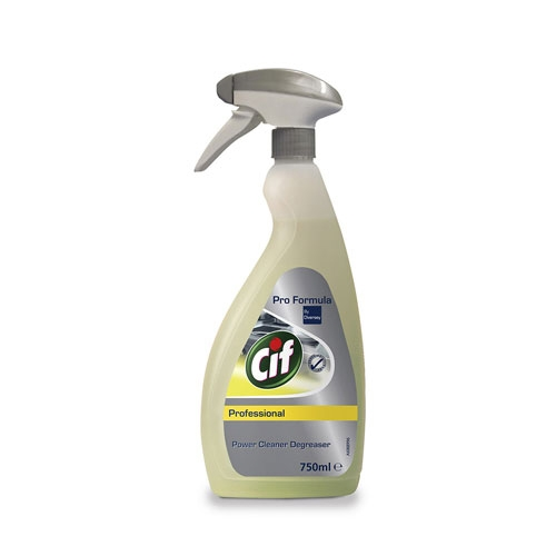 Cif Multi Pack Pro Formula Power Degreaser 750ml