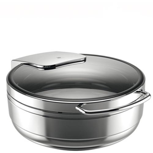 WMF Hot & Fresh Round Basic Chafing Dish 390mm dia Silver