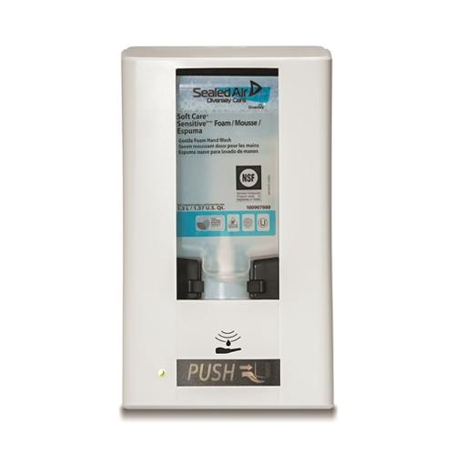 Diversey Hybrid Intellicare Dispenser White