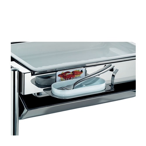 Tray/Cutlery Holder For WMF Economy Chafing Dish