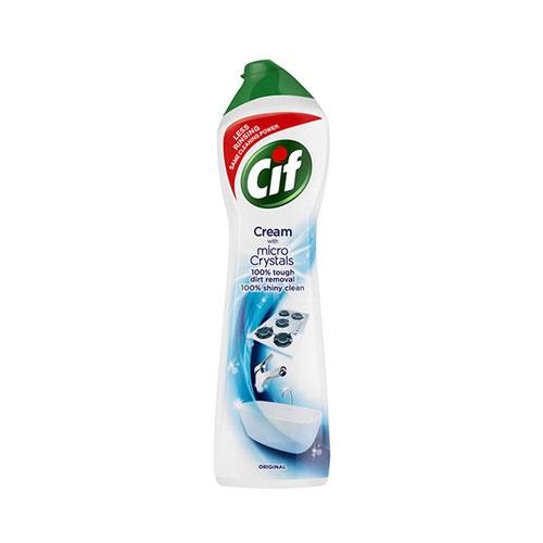 Cif Multi Pack Cream Cleaner 500ml White