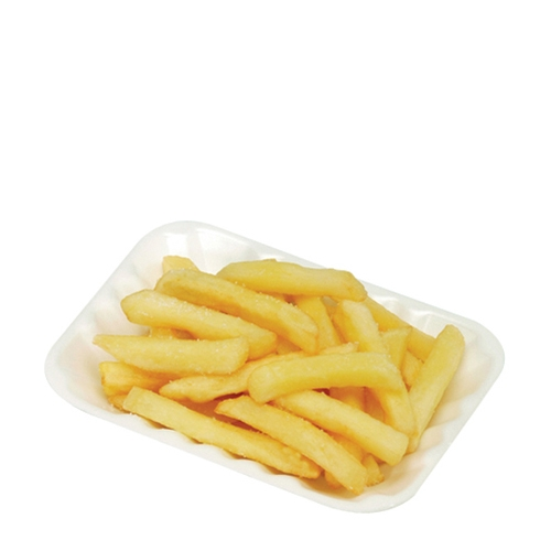 Foam   Chip Tray 133x222x38mm White