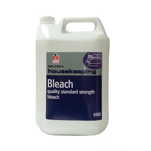 Standard Strength Bleach 5ltr