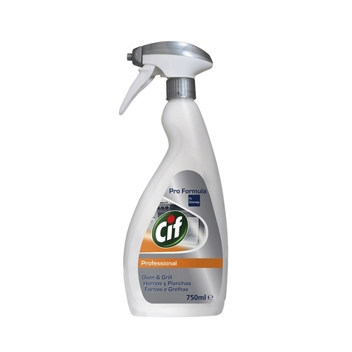 Cif Pro Formula Oven and Grill Cleaner 750ml
