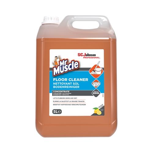 Mr Muscle Wood Floor Cleaner 5Ltr
