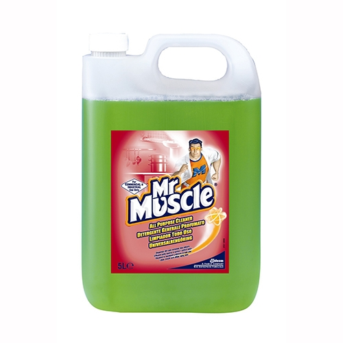 Mr Muscle Multi Purpose Cleaner 5Ltr