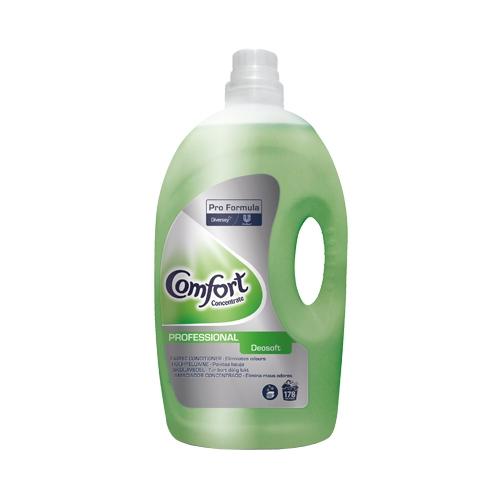 Comfort Pro Formula Deosoft Odour Neutralising Fabric Softener 5Ltr Green