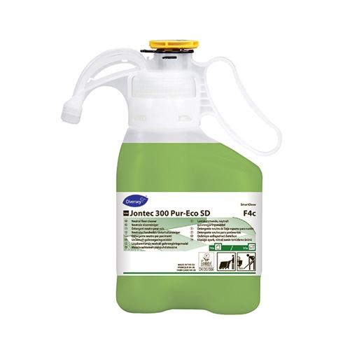 Diversey SmartDose  Taski Jontec 300 Neutral Floor Cleaner 1.4Ltr