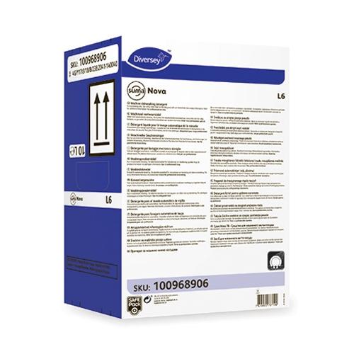 Suma Nova L6 SafePack Detergent for Hard Water