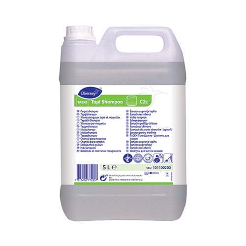 Diversey Taski Tapi Carpet Shampoo 5Ltr