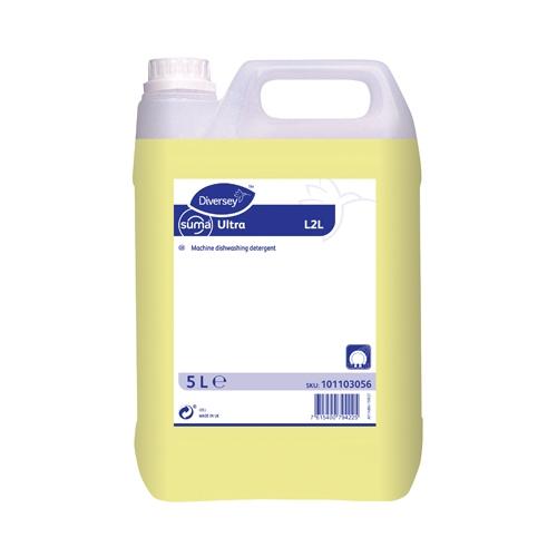 Suma Ultra L2  Dishwash Detergent 5Ltr
