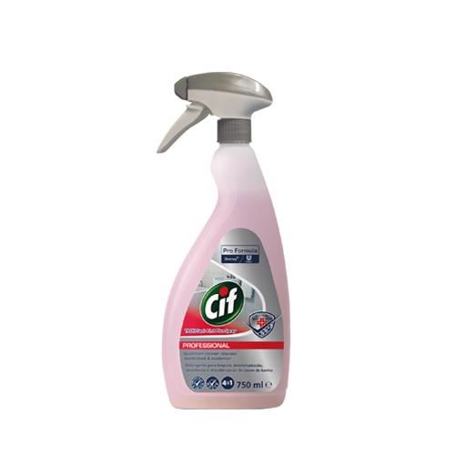 Cif Pro Formula 4 in 1 Washroom Spray 750ml