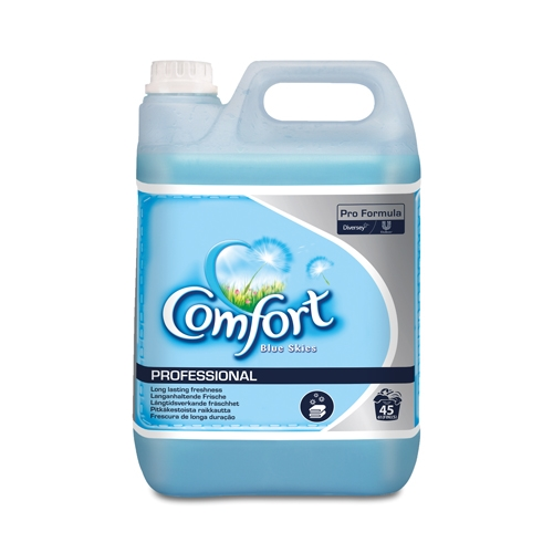 Comfort Professional Regular Fabric Conditioner 5Ltr Blue