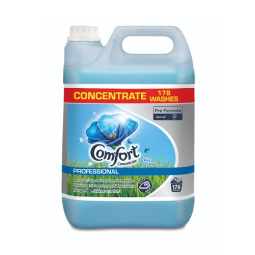 Comfort Concentrated Original Fabric Conditioner Blue Skies 5Ltr