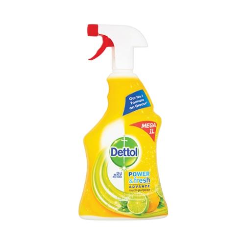 Dettol Spray Power & Fresh Citrus 1Ltr