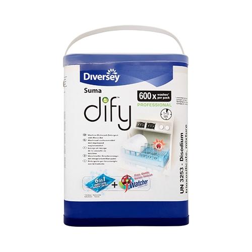 DIFY Manual Dosed Dishwash Detergent & Rinse Aid