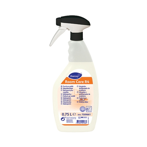 Diversey R4  Ready To Use Furniture Polish 750ml