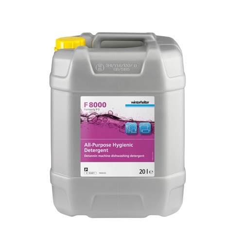 Winterhalter F8000 All-Purpose Hygienic Detergent 20Ltr