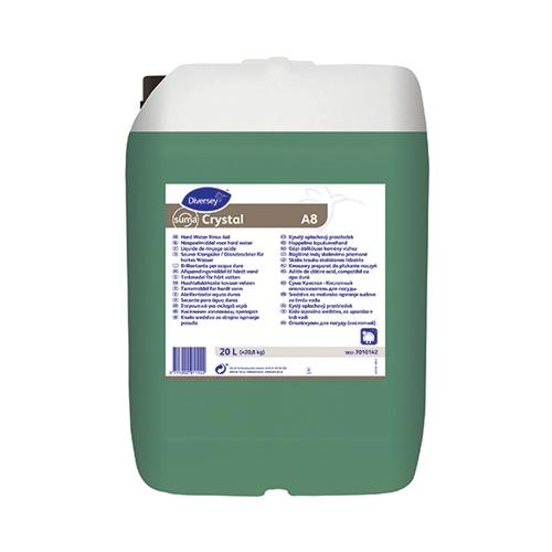 Suma Crystal A8 Autodose Dish & Glass Rinse Aid