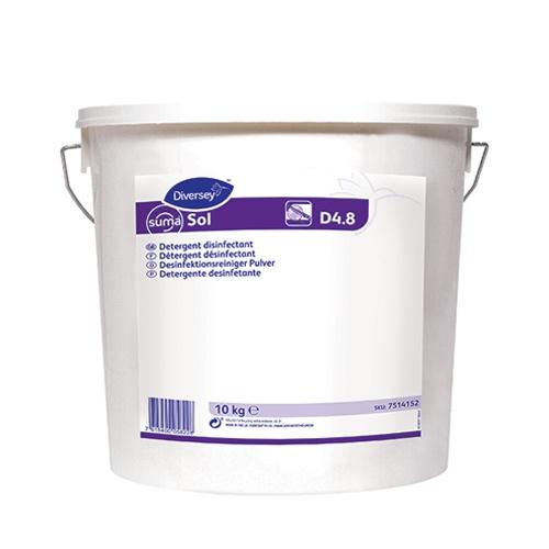 Diversey D4.8  Suma Sol  Powder Sanitiser 10kg