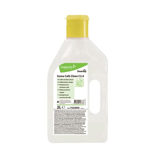 Diversey Suma Café Clean C2.4 2.Ol White