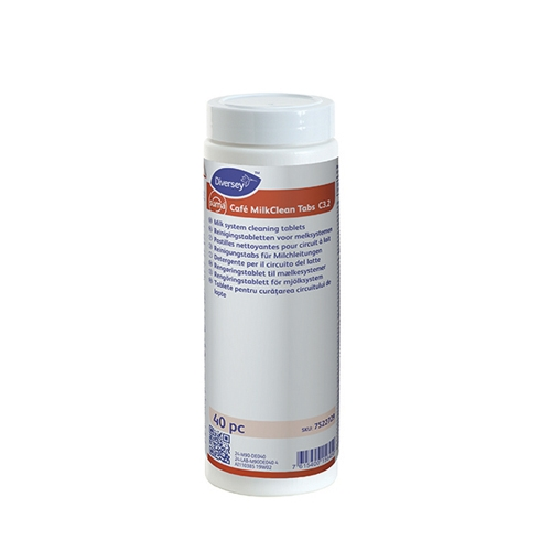 Diversey Suma Café MilkClean Tabs C3.2 White