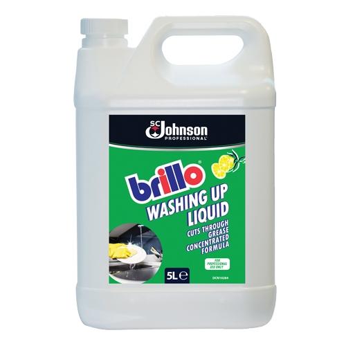 Brillo Brillo Washing Up Liquid 5L