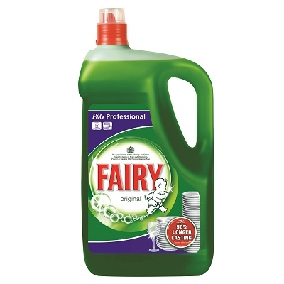Fairy Original Washing Up Liquid 5Ltr Green