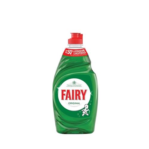 Fairy Original Washing Up Liquid 433ml  Green