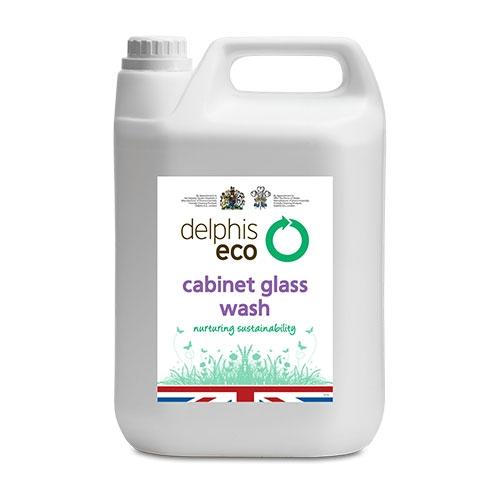 Delphis Eco Cabinet Glasswash Machine Detergent 5 Ltr