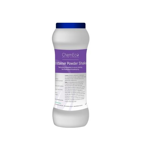 ChemEco Destainer Powder Shaker 500g White